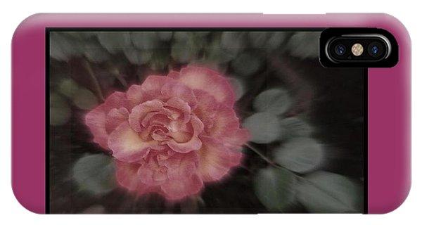 Matri Dhama Design 5 IPhone Case