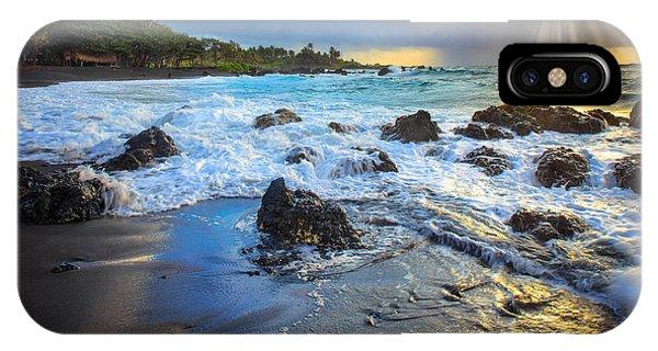 Maui Dawn IPhone Case
