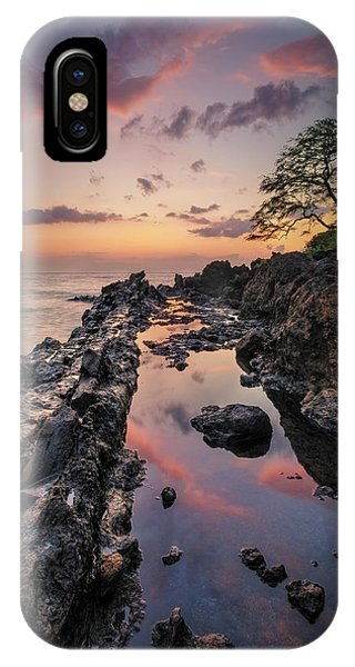 Maui Reflections IPhone Case