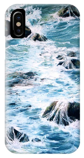 Maui Shoreline 3 IPhone Case