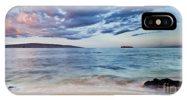 Maui Sunrise With Kahoolawe Molokini And Lanai IPhone Case