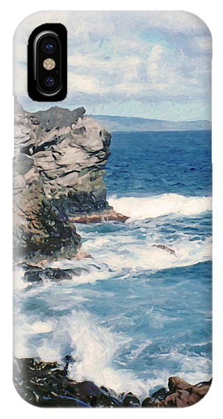 Maui Surf IPhone Case