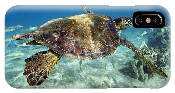 Maui Turtle IPhone Case
