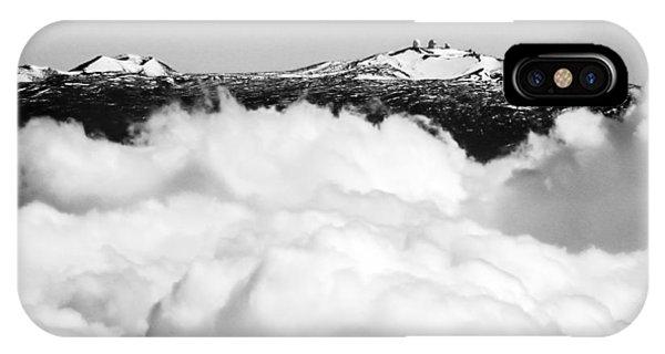 Mauna Kea IPhone Case