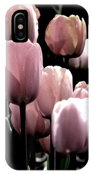 Mauve In The Morning IPhone Case