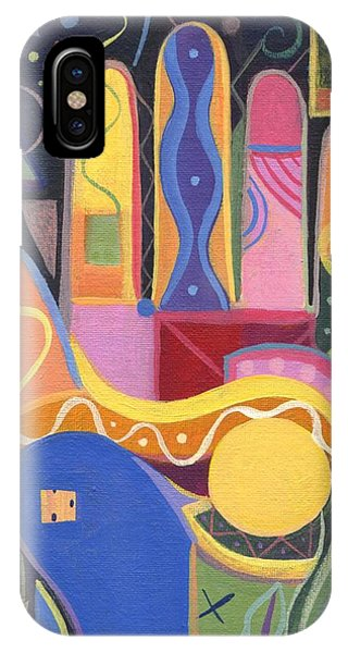 May Creativity Be A Blessing IPhone Case