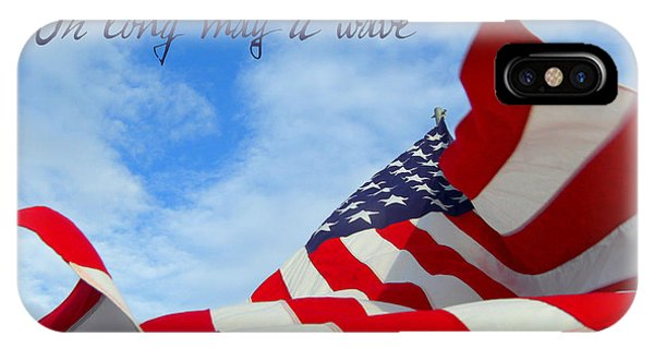May It Wave IPhone Case