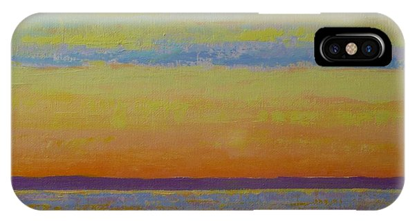 May Sunset IPhone Case