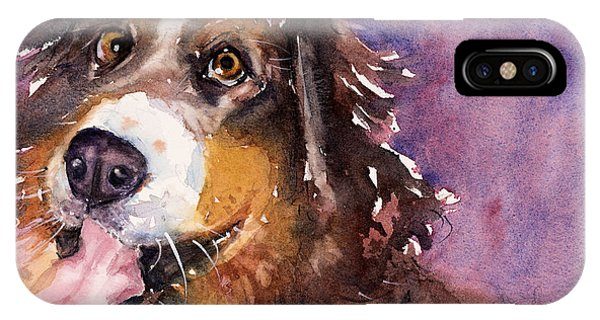May The Mountain Dog IPhone Case