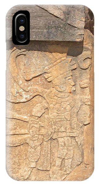 Mayan Frieze IPhone Case