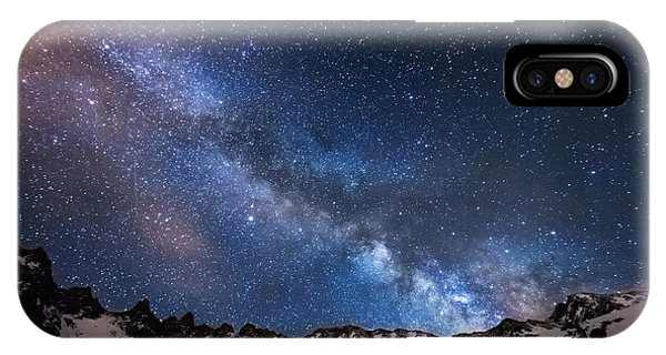 Mayflower Gulch Milky Way IPhone Case