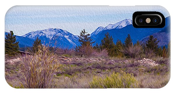 Mazama From Wolf Creek IPhone Case