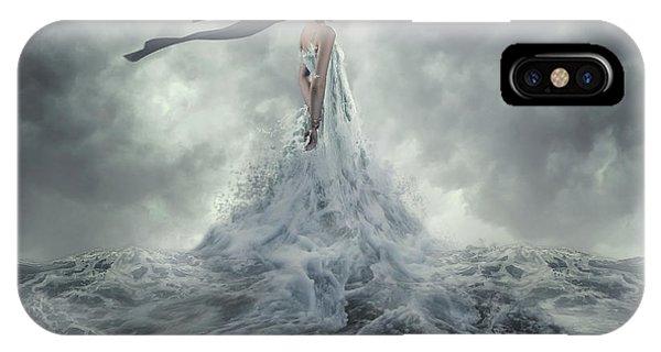 Fairy iPhone Case - Mazu by Hardibudi