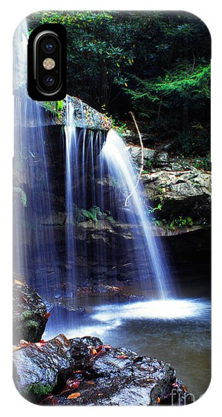 Mccoy Falls Birch River IPhone Case