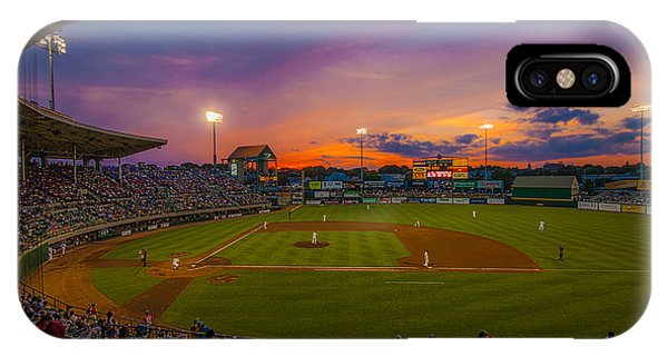 Mccoy Stadium Sunset IPhone Case
