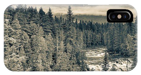 Mcdonald Creek Horizontal IPhone Case