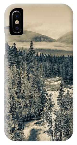 Mcdonald Creek Vertical IPhone Case