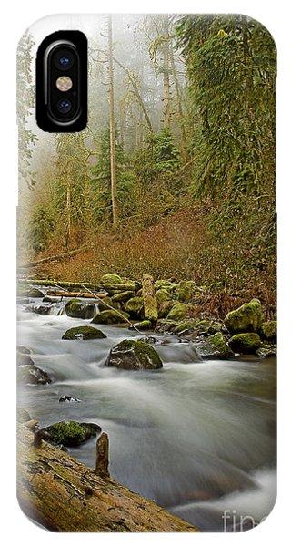 Mcdowell Creek Landscape IPhone Case