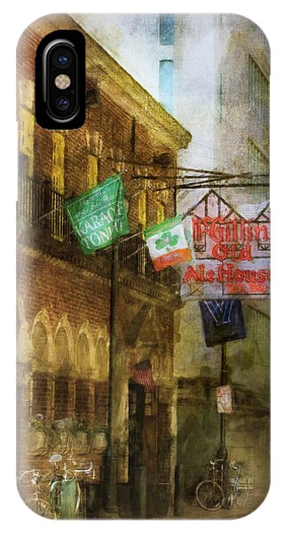 Mcgillins Olde Ale House IPhone Case