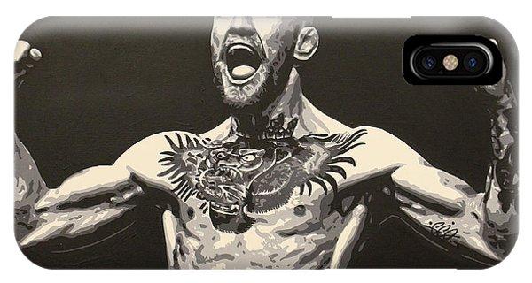 Mcgregor IPhone Case