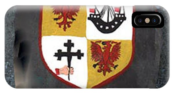 iPhone Case - Mcintyre Coat Of Arms by Barbara McDevitt