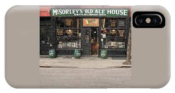Mcsorley's Old Ale House IPhone Case