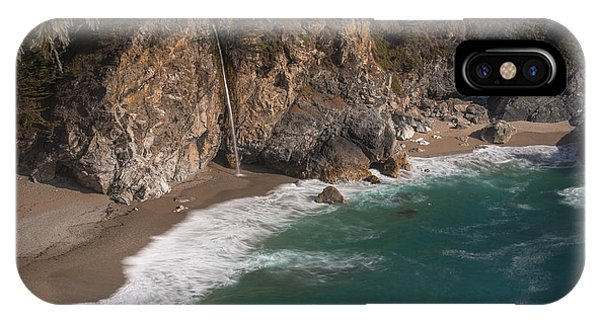Mcvay Falls... Big Sur  IPhone Case