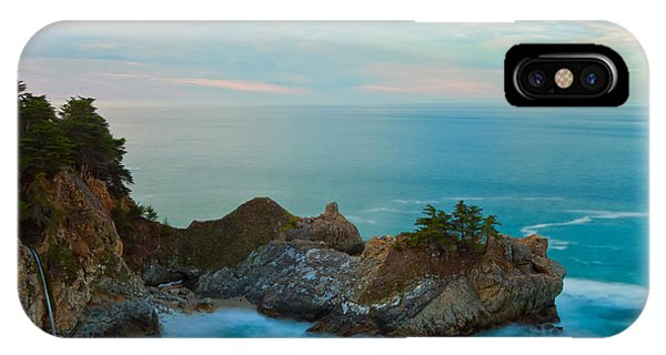 Mcway Falls At Sunrise IPhone Case