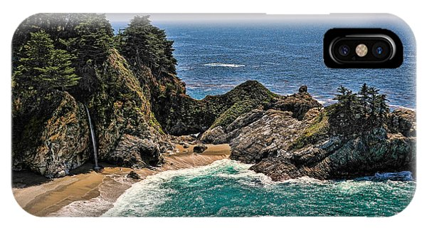 Mcway Falls Beach IPhone Case