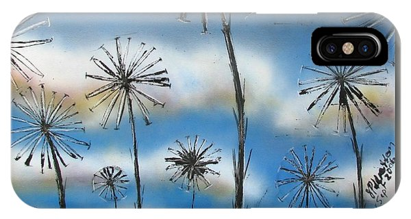 Meadow At Dawn IPhone Case