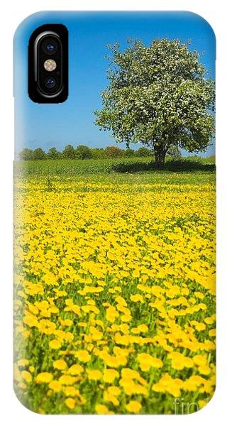 Grenn iPhone Case - Meadow by Michal Bednarek