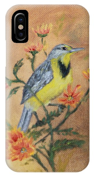 Meadowlark IPhone Case