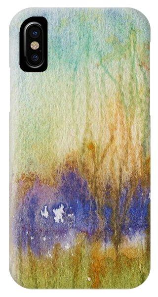 Meadow's Edge IPhone Case