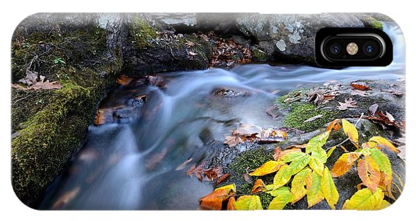 Catoctin Mountain Park iPhone Case - Meander by Andy Balkin