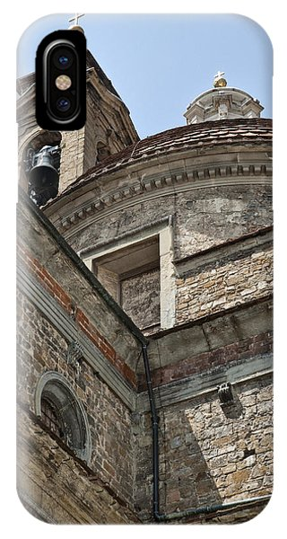 Medici Chapel And Basicilica Of San Lorenzo IPhone Case