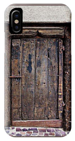 Medieval Door IPhone Case