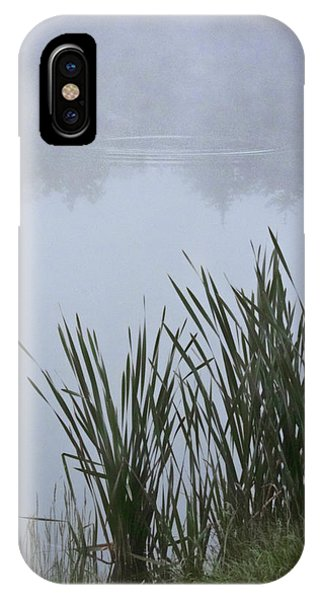 Meditation On Space IPhone Case