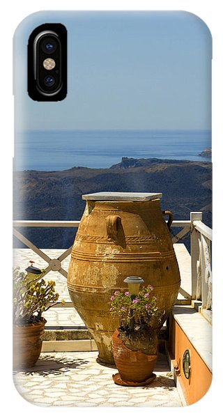 Mediterranean Meditation IPhone Case