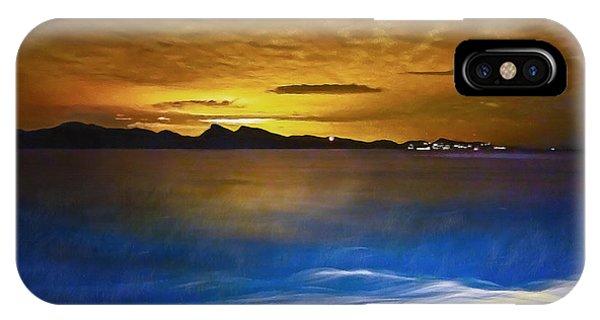 Mediterranean Sunrise IPhone Case