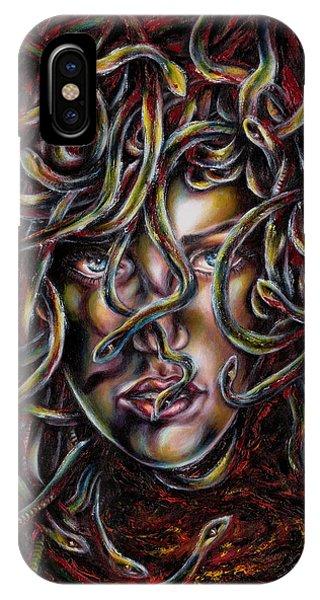 Medusa No. Three IPhone Case