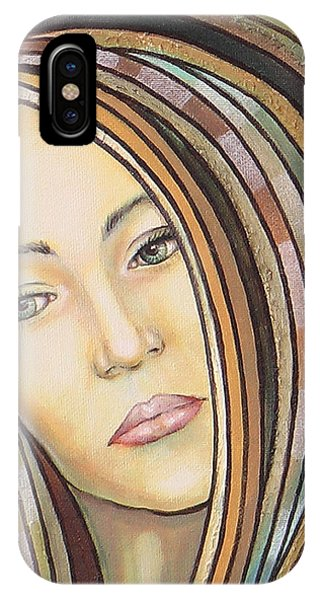 Melancholy 300308 IPhone Case