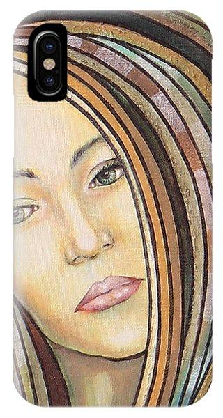 Melancholy 300308 IPhone Case