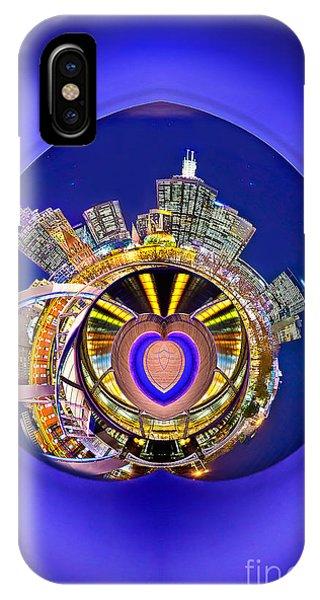 Victoria iPhone Case - Love Melbourne 2 by Az Jackson