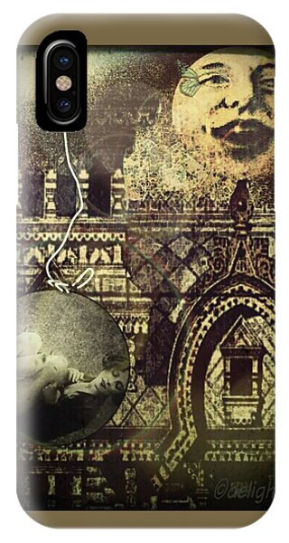 Melies Man In The Moon IPhone Case