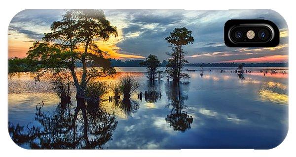 Mellow Morning Sunrise IPhone Case