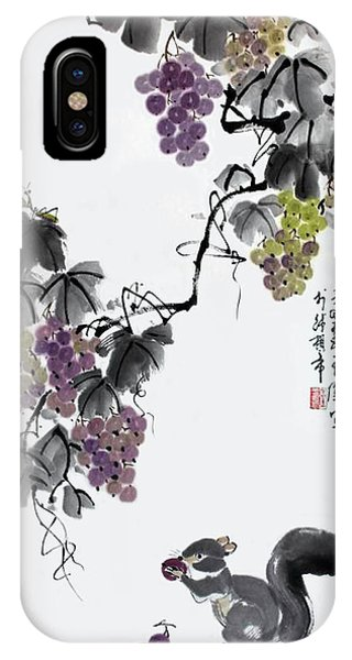 Melody Of Life II IPhone Case