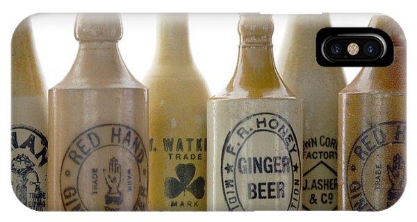 Memories In A Bottle IPhone Case