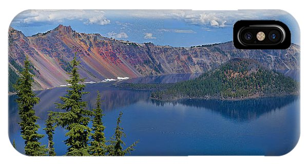 Memories Of Crater Lake IPhone Case