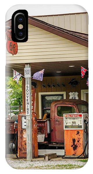 Memories Of Route 66 IPhone Case