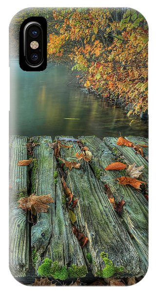 Memories Of The Lake IPhone Case